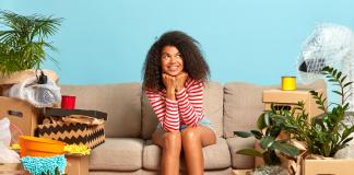 Millennials Homeowners Girl